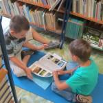 Lato z Biblioteką 2014