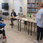 Spotkanie z Ewą Filochowską-Karwowską