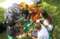 Festyn Rodzinny w Ogrodach Ojców Kapucynów