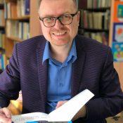 Spotkanie autorskie z Marcinem Koziołem