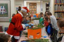 Warsztaty bożonarodzeniowe z Nadleśnictwem Łomża