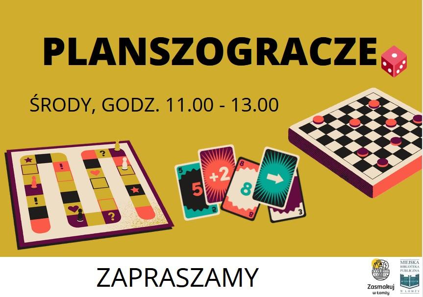 """""""Planszogracze"""""""