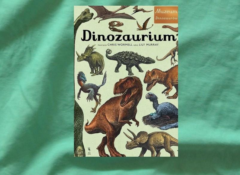 Czy widzieliście już dziś dinozaura?