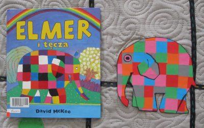 """""""Czytanie na śniadanie"""" z kolorowym Elmerem"""