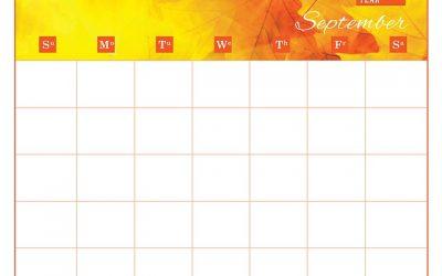 Kalendarium – wrzesień 2021 r.