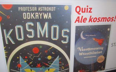 """Quiz """"Ale kosmos!"""""""